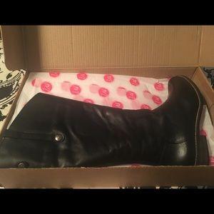 "Matisse Riding Boot ""Yorker-wide calf"""